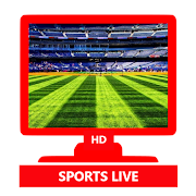 GHD Sports Live Tv App Cricket IPL Football app for android icon png
