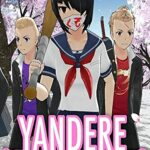 Yandere simulator game for PC Windows image
