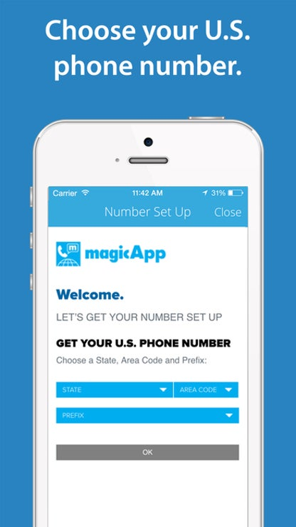 magicApp Calling & Messaging for iOS image