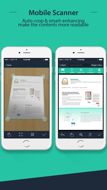 CamScanner   Document Scanner and PDF Creator for iOS image