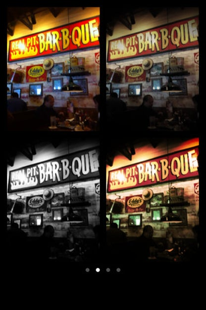 CamWow Retro: Vintage photo booth effects live on camera! for iOS image