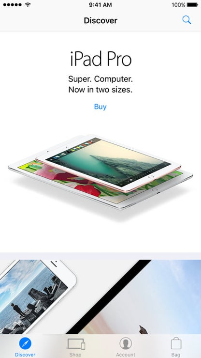 Apple Store for iOS image