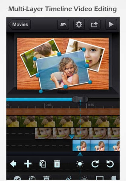 Cute CUT - Full Featured Video Editor for iOS image