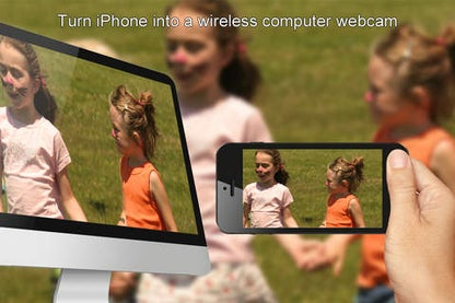 EpocCam Webcam for Mac and PC for iOS image