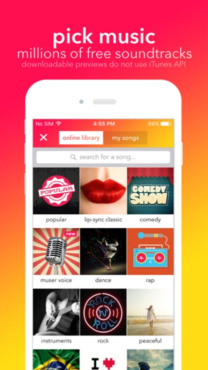 musical.ly - your video social network for iOS image