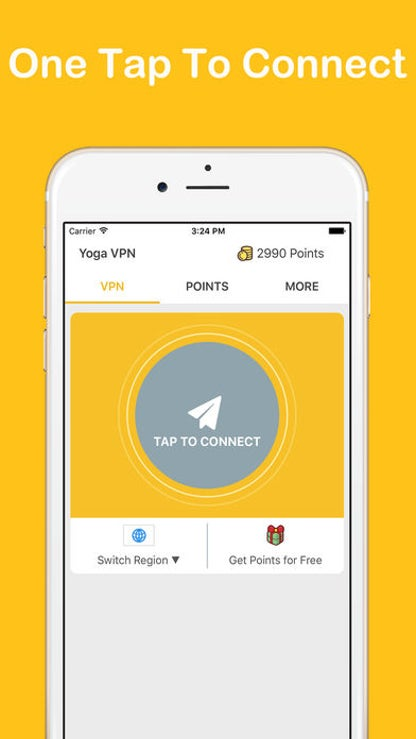 Yoga VPN- Unlimited Security VPN & Global Proxy for iOS image