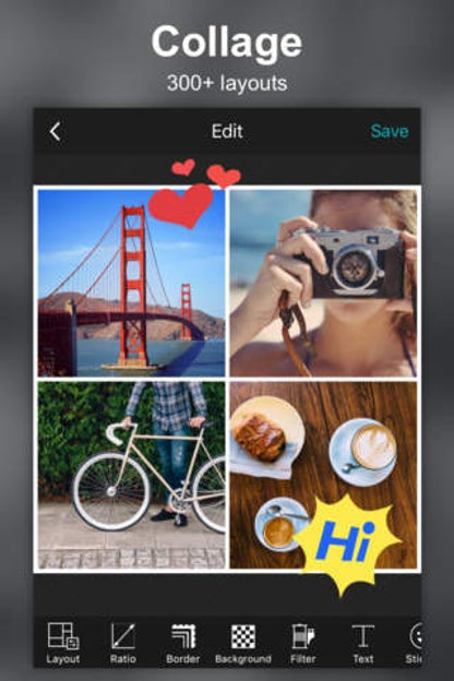 Photo Grid - Photo Editor, Video & Photo Collage for iOS image