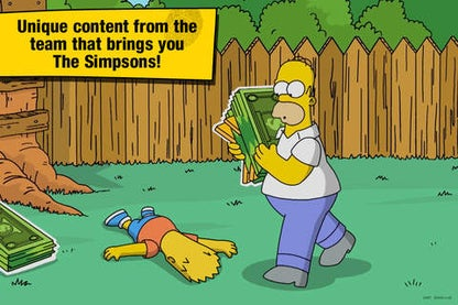 The Simpsons: Tapped Out for iOS image