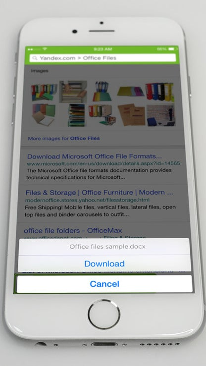 File Manager & Browser for iOS image