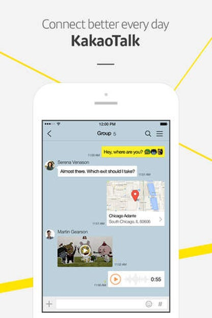 KakaoTalk for iOS image