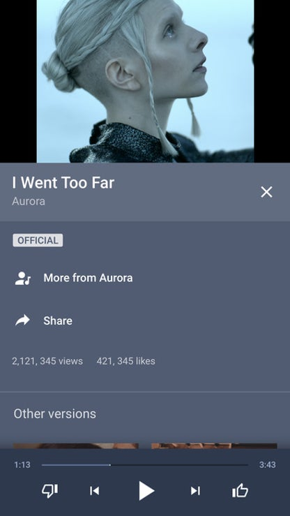 YouTube Music for iOS image