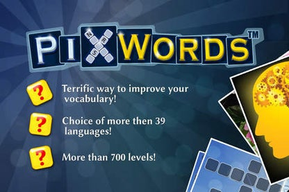 PixWords - Crosswords with Pictures for iOS image