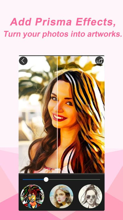 InstaBeauty -Camera&Photo Editor&Pic Collage Maker for iOS image