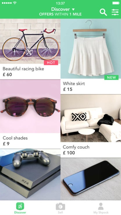 Shpock Boot Sale & Classifieds App. Buy & Sell for iOS image
