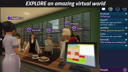 Avakin Life - A Virtual World of Avatars and Chat for iOS image