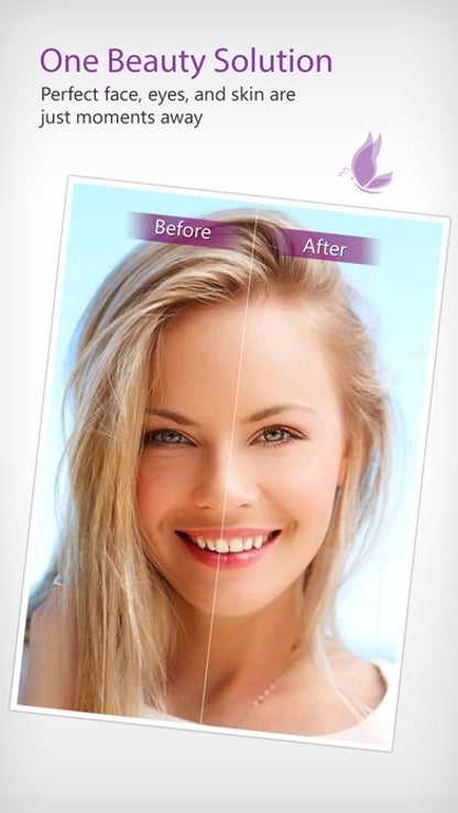 YouCam Perfect - Photo & Selfie Editor for iOS image