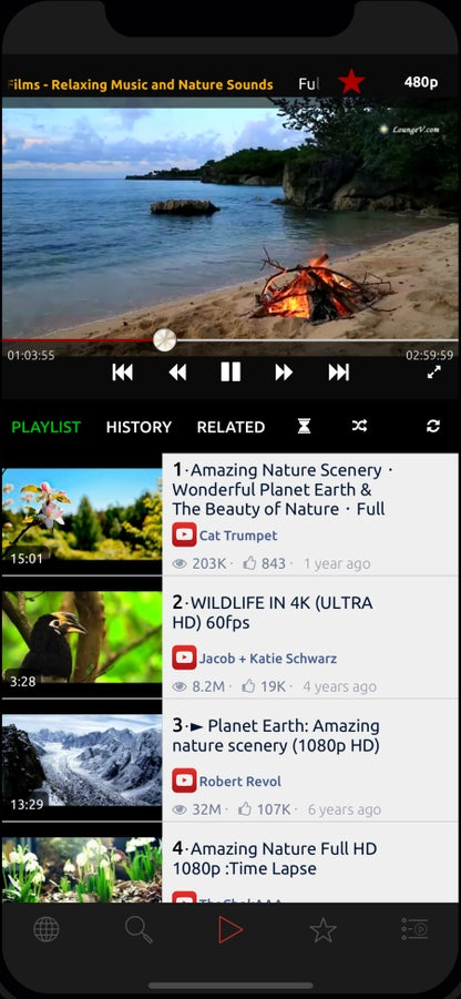 Bravo - Video Music Player for iOS image