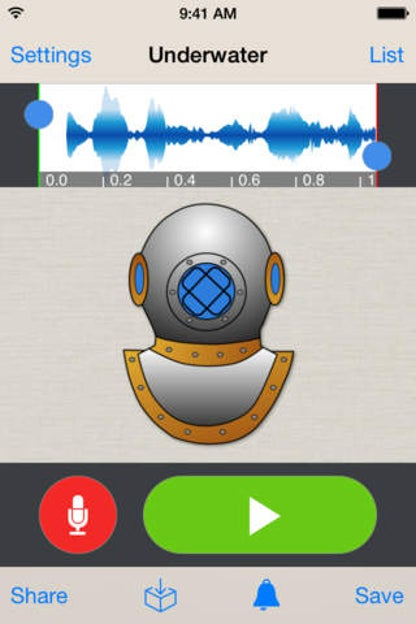 Voice Changer Plus for iOS image