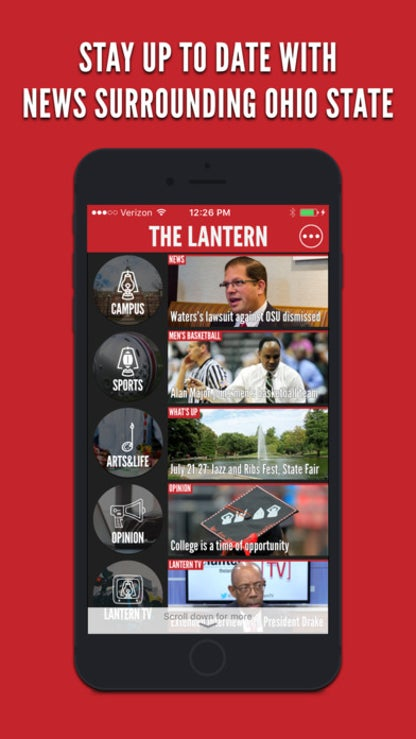 The Lantern for iOS image
