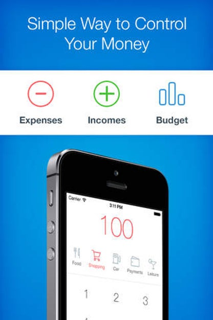 Spender - Personal Finance Manager for iOS image