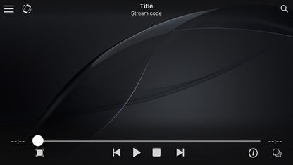 Live Player - Professional Streaming Media Player for iOS image
