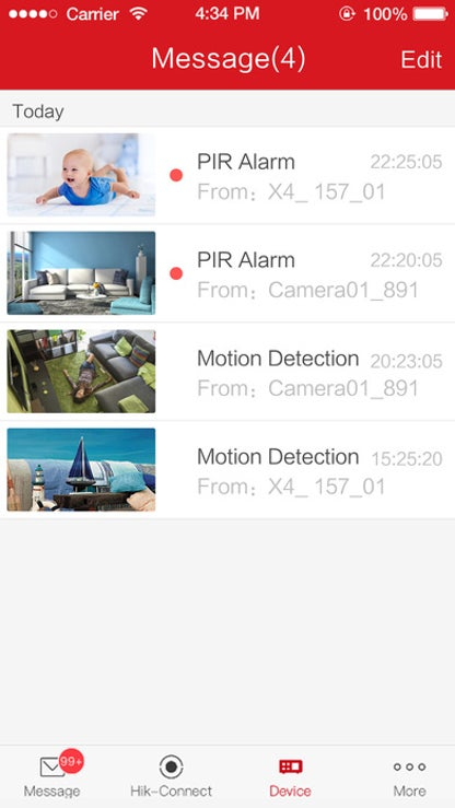 Hik-Connect for iOS image