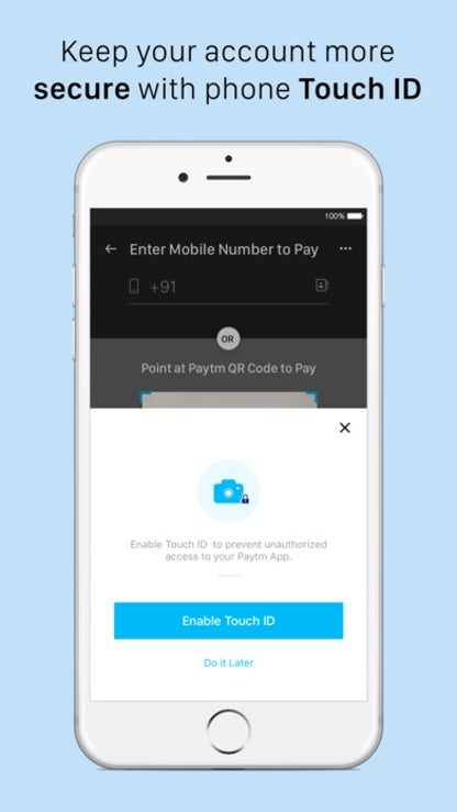 Paytm - Payments, Wallet & Recharges for iOS image