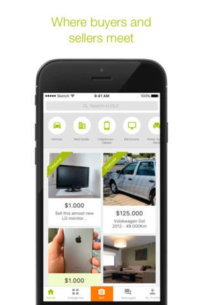 OLX Classifieds for iOS image