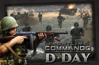 Frontline Commando: D-Day for iOS image