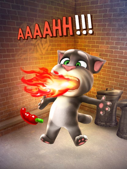Talking Tom Cat for iPad for iOS image