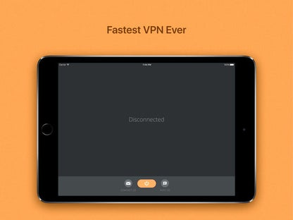 HexaTech VPN Proxy & WiFi Security for iOS image