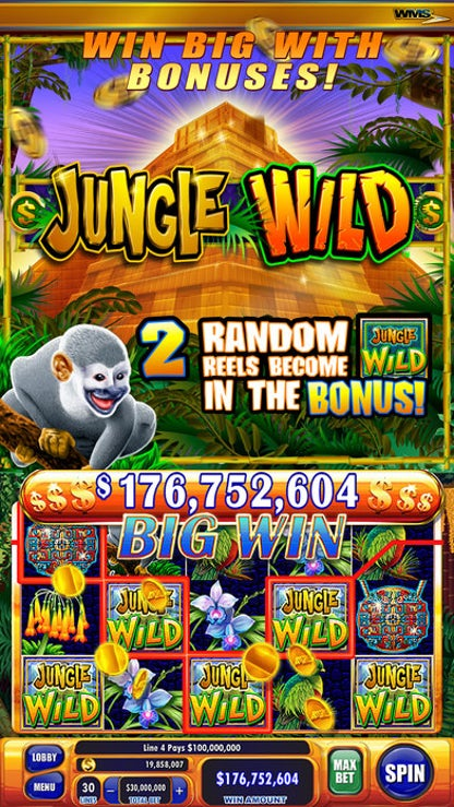 Jackpot Party - Casino Slots for iOS image