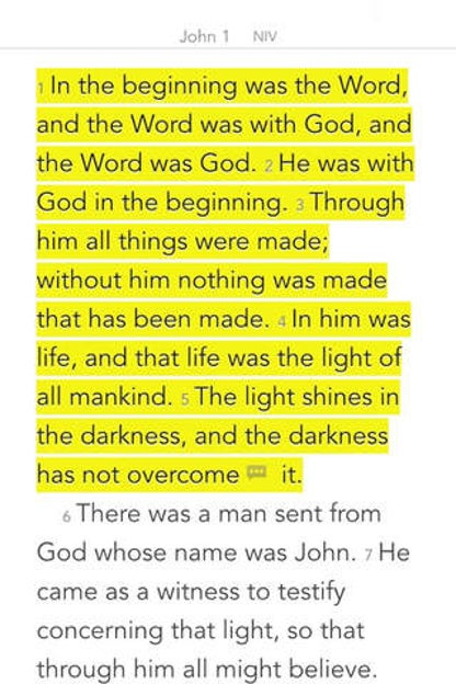 Bible for iOS image
