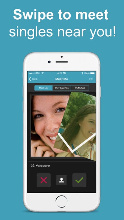 POF - Best Dating App for Conversations for iOS image