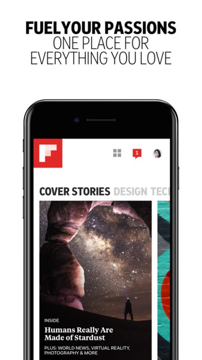 Flipboard: News For Every Passion for iOS image