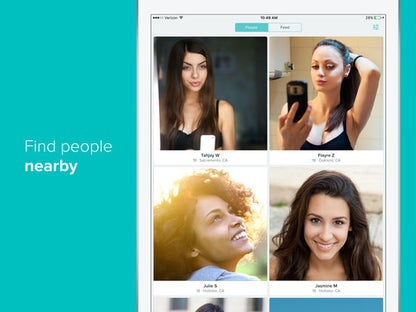 Tagged - Meet New People, Chat, Flirt and Match for iOS image