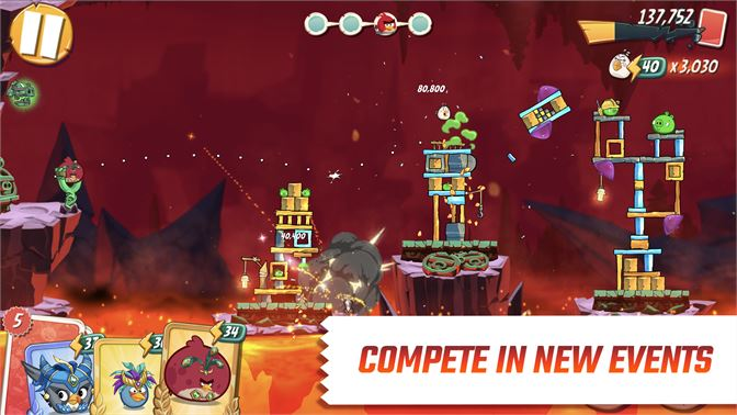Compete in new events