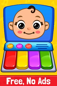Baby Games: Piano, Baby Phone, First Words Free
