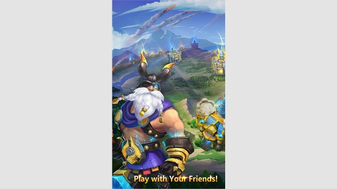 Play with Your Friends!