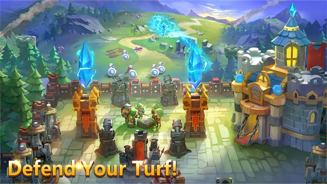 Defend Your Turf!
