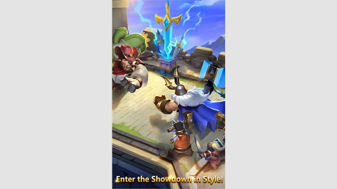 Enter the Showdown in Style!