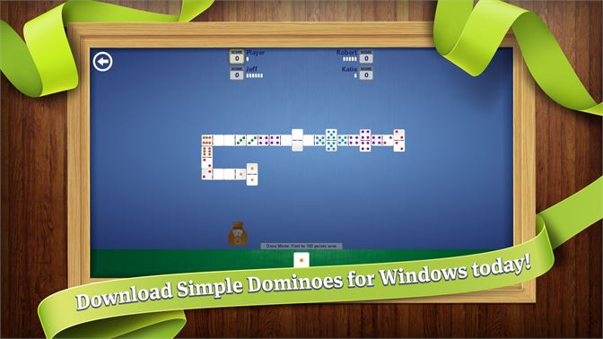 Download Simple Dominoes for Windows today!