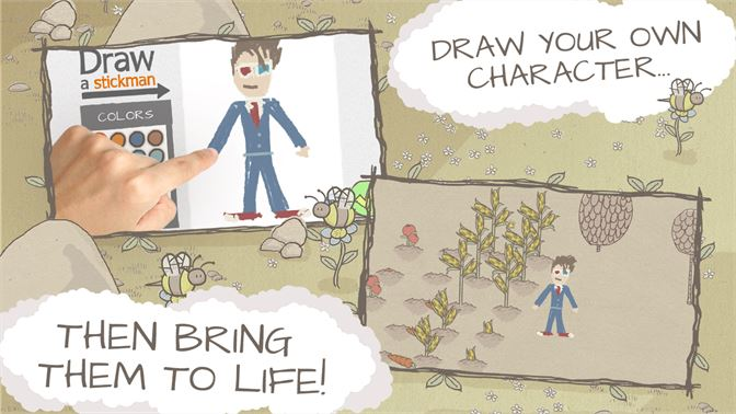 Bring your characters to life!