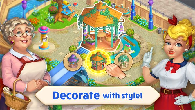 Decorate with style!