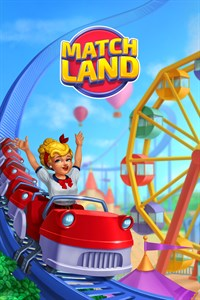 Matchland - Build your Theme Park Free +