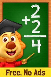 Math Kids - Add, Subtract, Count and Learn Free