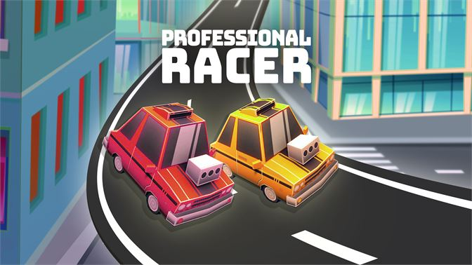 Download Professional Racer for FREE today!