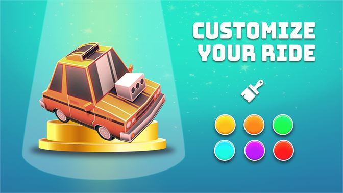 Customize your ride!
