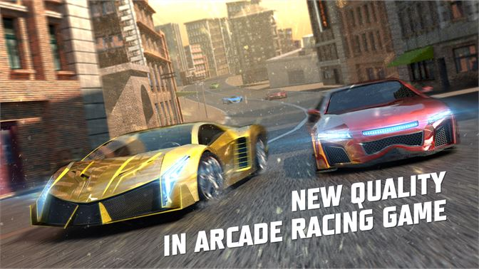 Drive, fight and win on 16 completely different tracks,