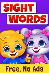 Sight Words: Pre-k to 3rd Grade, Reading Games, Best Sight Word Games For Kids Free